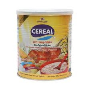 Mothers Smile - Rice - Potato - Chicken Cereal - 400gm