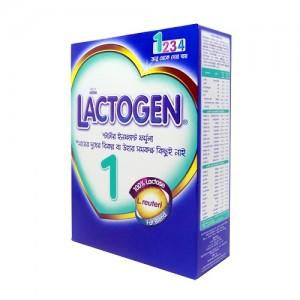 NESTLÉ® LACTOGEN® 1, Starter 0-6 Months Infant Formula Milk Powder, 350g Box