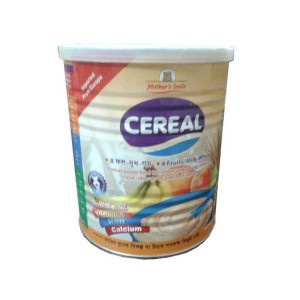 Mothers Smile - Honey - Wheat - Milk Cereal - 400gm