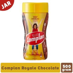 Complan Royale Chocolate 500 gm (JAR)