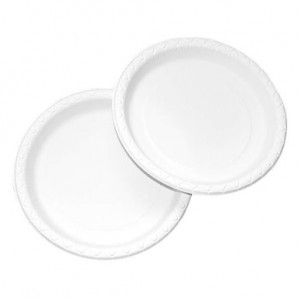 One Time Disposal Plate - 20pcs