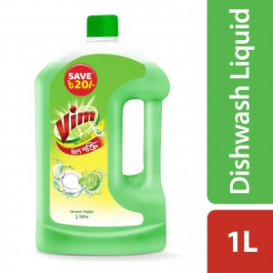 Vim Dishwashing Liquid 1 liter