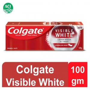 Colgate Visible White - 100gm
