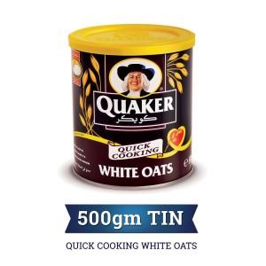 Quaker White Oats - 500g
