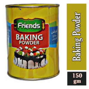 Friends Baking Powder বেকিং পাউডার - 150g