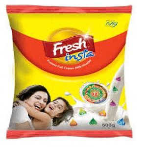 Fresh Insta Milk Powder 500 gm