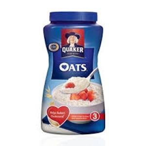 QUAKER Oats Jar - 1 kg (Australia)