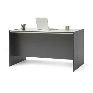 TABLE EXECUTIVE GRAPHITE LIGHT GREY