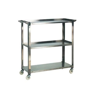 FOOD TROLLEY ALL SS