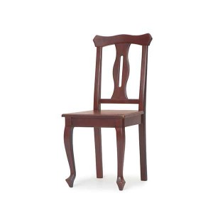 DINING CHAIR ALL CHESTNUT