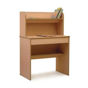 READING TABLE ALL BEECH 2