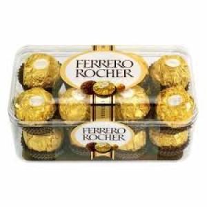 Ferrero Rocher Chocolate box - 16 Pcs