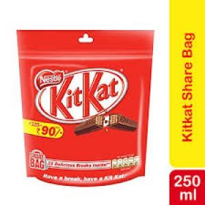 Nestle KitKat Share Bag 2 Fingers Pcs