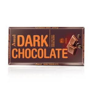 Amul Dark Chocolate Bar 150 gm