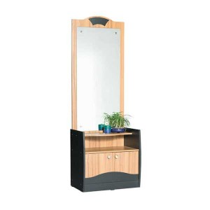 DRESSING TABLE OAK- BLACK
