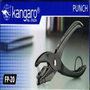 Kangaro Paper Punch 1-Hole FP-20