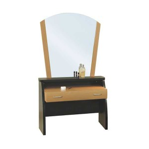 DRESSING TABLE BLACK BEECH 1