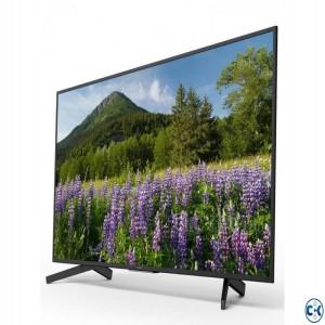 "Sony Bravia 43"" (KDL-43X7000F) 4K Smart LED Television"