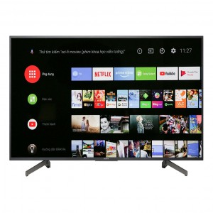 """Sony Bravia 55"""" (55X8000G) 4K Android Smart LED Television"""
