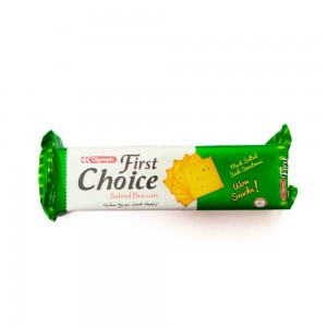 Olympic First Choice Salted Biscuits - 100 gm