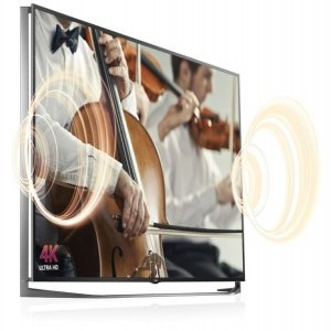 "LG 79"" (HD79UB980T) 4K Ultra HD Smart LED Television"