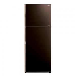Hitachi 395Ltr. (RVG 470 PUC3 GBW) Non-Frost Top Freezer Refrigerator
