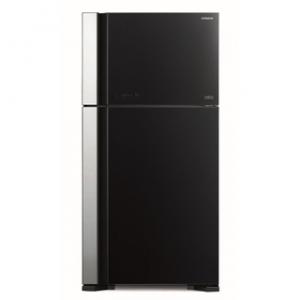 Hitachi No Frost Refrigerator (RVG710PUK7 GBK) 510L