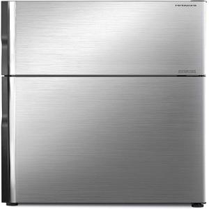 Hitachi No Frost Refrigerator (RV550PUK8KBSL) 395L