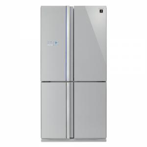 Sharp 678 Ltr. (SJ FS85V SL5) Non-Frost French Door Refrigerator