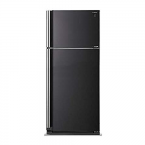 Sharp 649 Ltr. (SJ-SE70D-BK3) Non-Frost Top Freezer Inverter Refrigerator