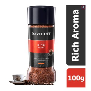 DAVIDOFF Café Rich Aroma Coffee 100 gm