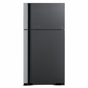 Hitachi 600Ltr. (RVG720PUC5-GGR) Non-Frost Top Freezer Inverter Refrigerator