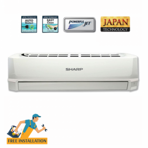 Sharp 2.0 Ton Split Wall Type Air Conditioners (AH-A24SED)