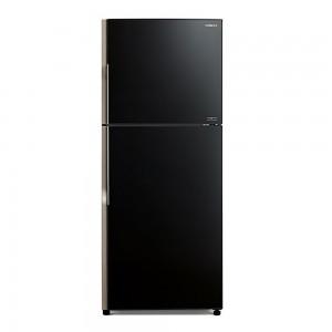 Hitachi 335Ltr. (RVG400 PUC3/C8 GBW) Non-Frost Top Freezer Refrigerator