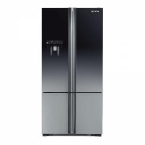 Hitachi 590Ltr. (RWB730PUC6X XGR) Non-Frost French Bottom Inverter Refrigerator