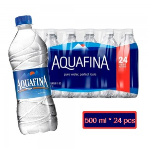 Aquafina Drinking Water 500 ml PET Case * 24 bottles