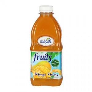Masafi Mango Nectar Juice 1 ltr
