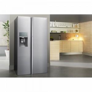 Samsung 768Ltr. (RH-77H90507F) Non-Frost Side-By-Side Inverter Refrigerator