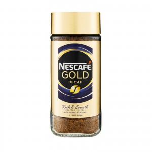 Nescafe Gold Blend Decaf 100 gm