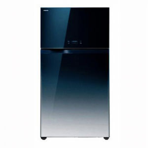 Toshiba 505 Ltr. (GR HG55SEDZ GG) Non-Frost Top Freezer Inverter Refrigerator
