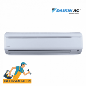 Daikin 1.5Ton Split Wall Type Air Conditioner (FT20JXCVI)