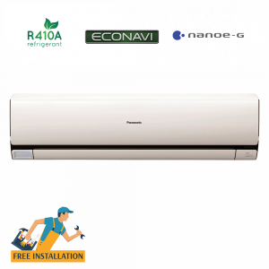 Panasonic 1.5 Ton Split Wall Type Econavi Air Conditioner (CS C18PKF)