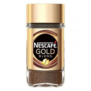 Nestle Nescafe Gold Blend Rich and Smooth Coffee Powder 50 gm