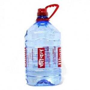 Jibon Mineral Water 5 Liter