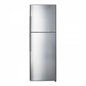 Sharp 385 Ltr. (SJ-S430-SS5) Non-Frost Top Freezer Refrigerator
