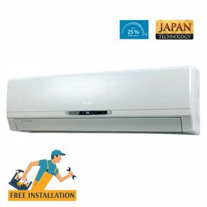 Sharp 2.0 Ton Split Wall Type Air Conditioner (AH-A24NCV)
