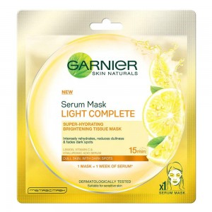 Garnier Skin Naturals Light Complete Serum Mask 32 gm