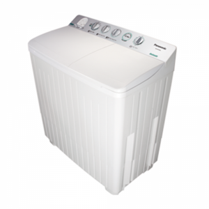Panasonic 12kg Twin Tub Top Loading Washing Machine (NA-W1200NWRW)