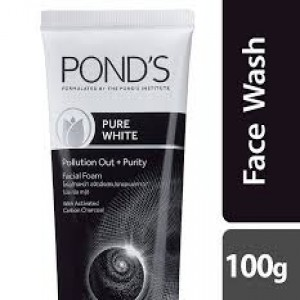 Pond's Face Wash Pure White 100 gm