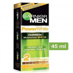 Garnier Men Power White Moisturizer 45 gm